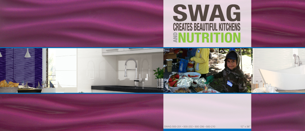 Make a difference with Swag
